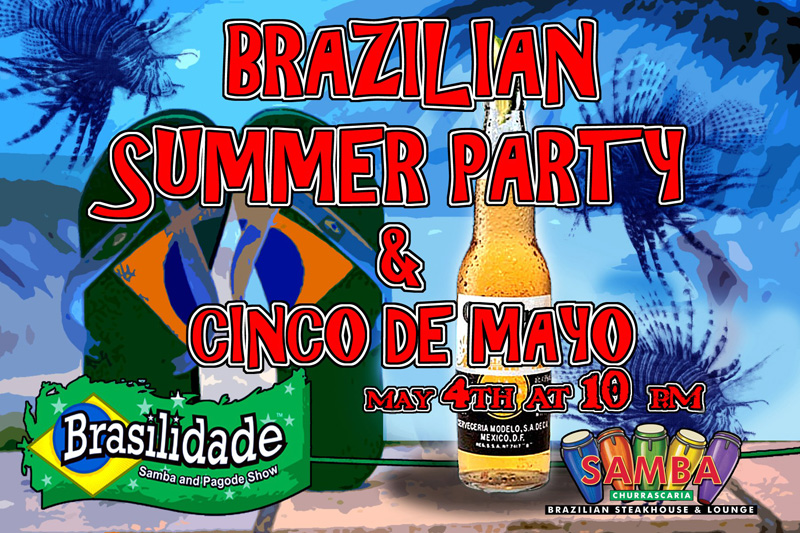 5 de Mayo Samba Steak House