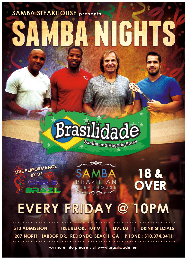 Brazilian Nights Los Angeles